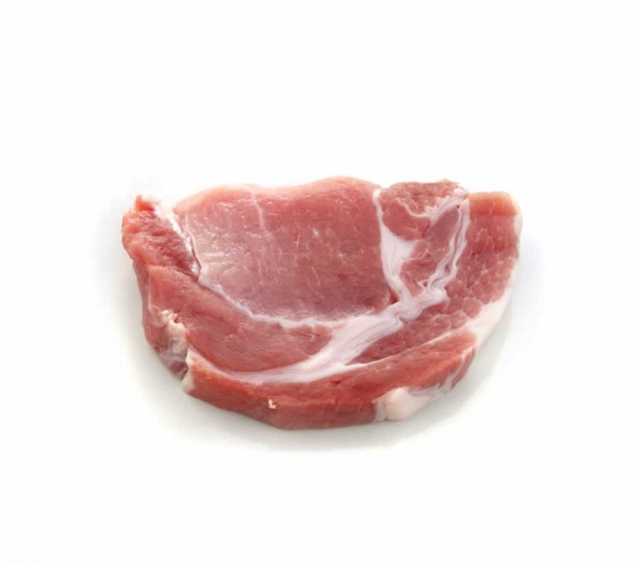 Center cut boneless pork loin