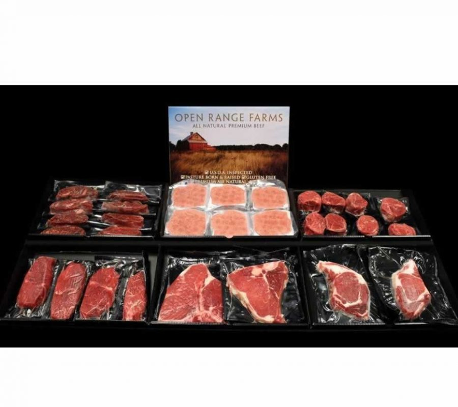 Open Range Farms All Natural Premium Beef