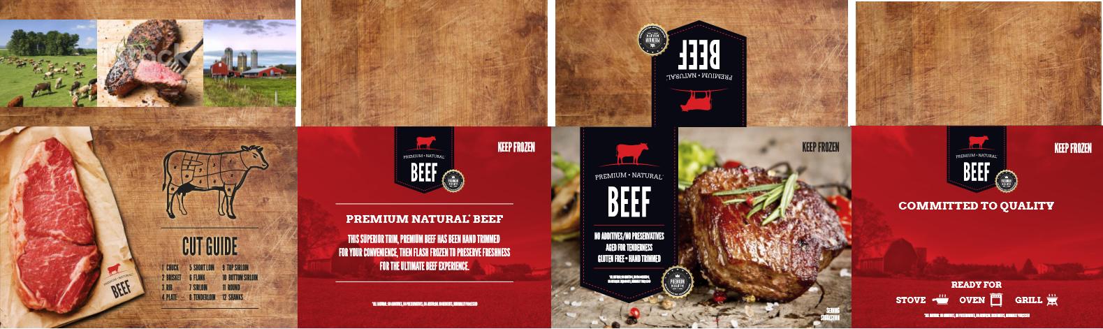 Premium Natural Beef